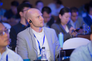 FLEx CEO Mike Casper at Innovation China